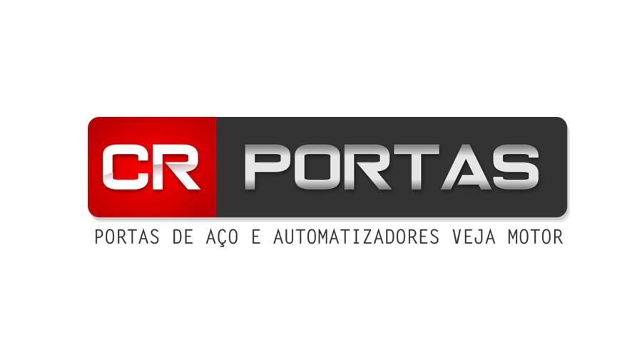 CR Portas - Criação da marca.