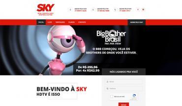 SKY - Rede credenciada Central Eletro