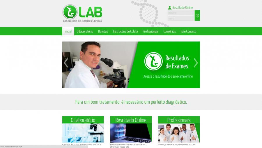 LAB - Laboratório de Analises Clínicas