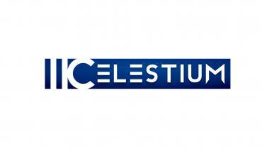 Celestium - Criação da marca da Celestium. Brumado/BA
