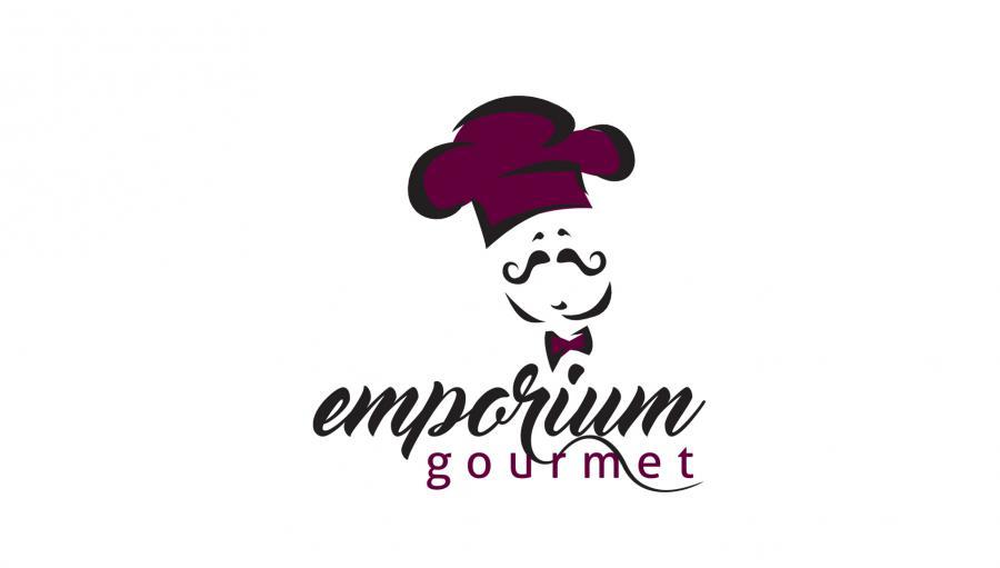 Emporium Gourmet - Reformulação da marca e criação da identidade visual. Brumado/BA