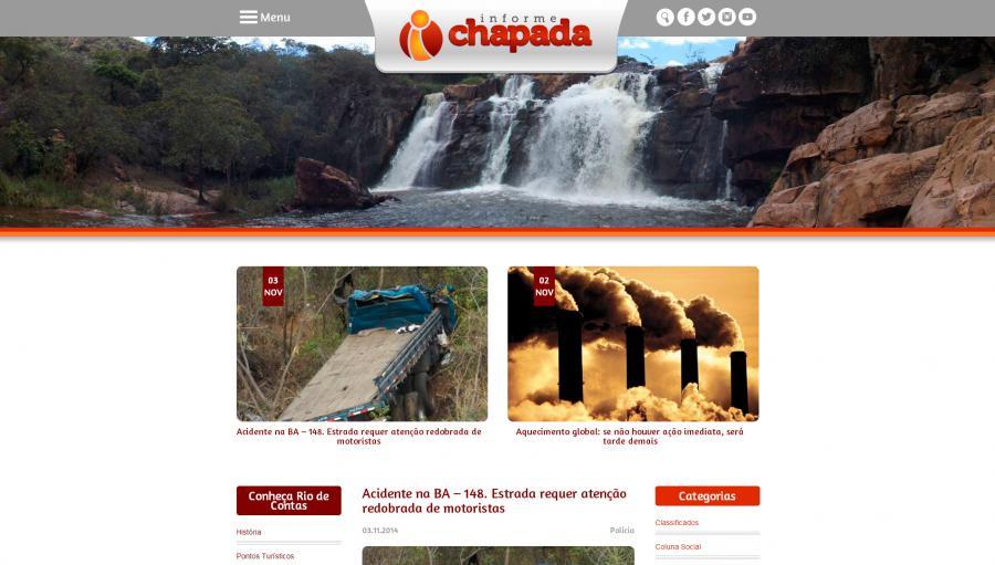 Informe Chapada