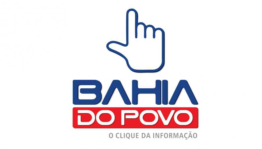 Bahia do Povo - Criação da marca para o portal Bahia do Povo. Brumado/BA