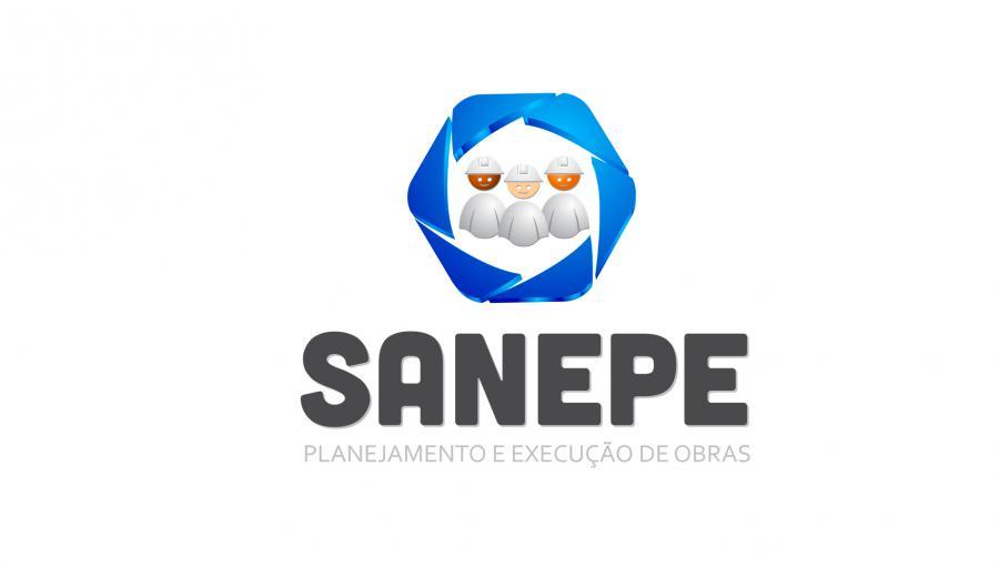 Sanepe - Criação da marca e identidade visual. Vitória da Conquista/BA