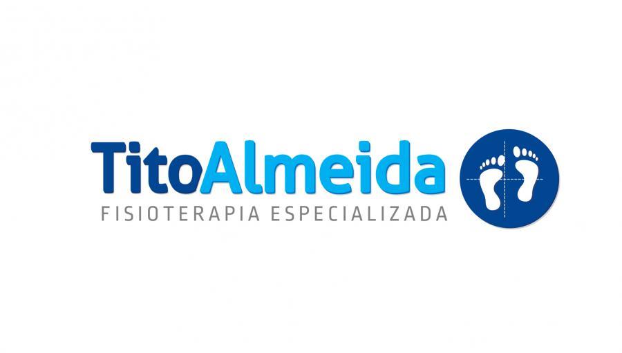 Tito Almeida Fisioterapia Especializada - Reformulação da marca e criação da identidade visual. Brumado/BA